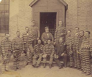 george q. cannon in prison